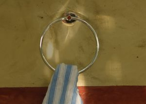 Melodia Towel Ring